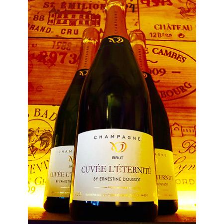 Champagne Errnetstine Doussot