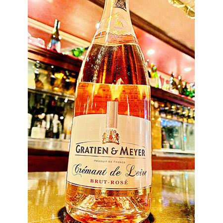 Gratien & Meyer Cremant de Loire Rose